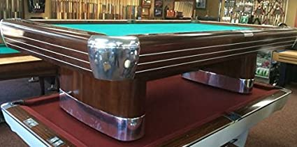 Amazoncom BRUNSWICK ANNIVERSARY POOL TABLE Sports Outdoors - Brunswick anniversary pool table for sale