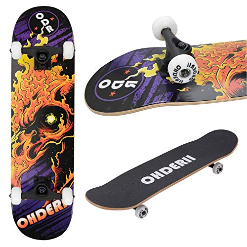 Pro Skateboard Complete 31