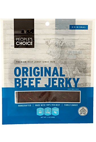 People's Choice Beef Jerky - Classic - Original