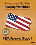 PENNSYLVANIA TEST PREP Reading Workbook PSSA Reading Grade 7, Test Master Press Pennsylvania Staff, 1463739494