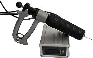 JOYGOAL Handheld semi-automatic thick CBD oil vape cartridge filling gun kit filler machine 110v 0.5-2.5 ml