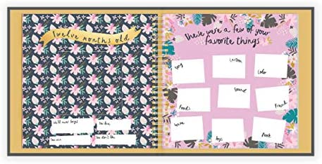 Golden Blossom Memory Book Special Edition