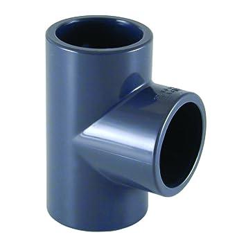 T-Stück 32 20 Rohr 25 40 Muffe PVC Klebefittings 16 Bogen 50 mm Winkel