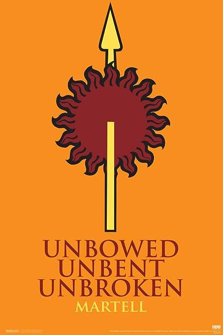unbowed unbent unbroken