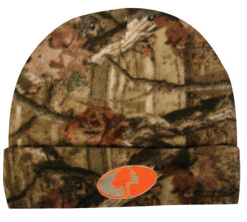 Mossy Oak Blaze Reversible Double Layer Fleece Watch (Mossy Oak Reversible Hat)