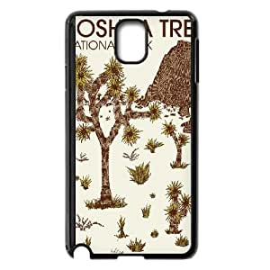 Samsung Galaxy Note 3 Cell Phone Case Black JOSHUA TREE NATIONAL PARK LSO7716738