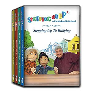 Stepping On Up DVD Series
