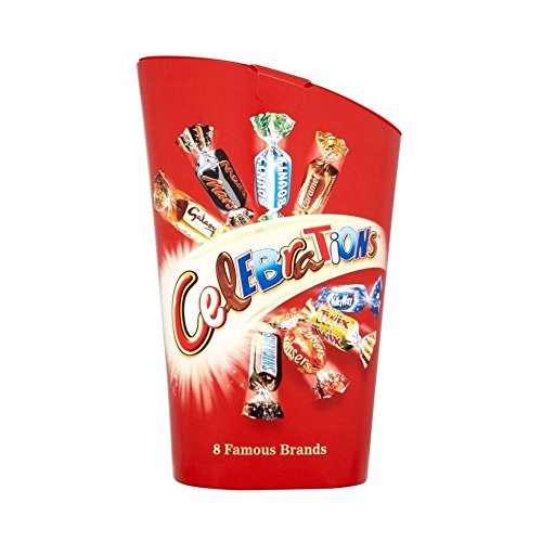 Celebration Chocolates (Mars Celebrations - 13.7oz (388g))