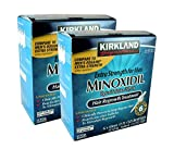Kirkland Minoxidil 5% Extra Strength Hair Regrowth for Men (1 Years Supply)