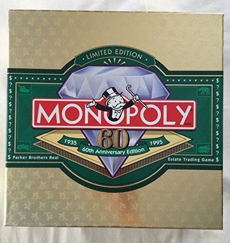 Anniversary Edition Monopoly - 6