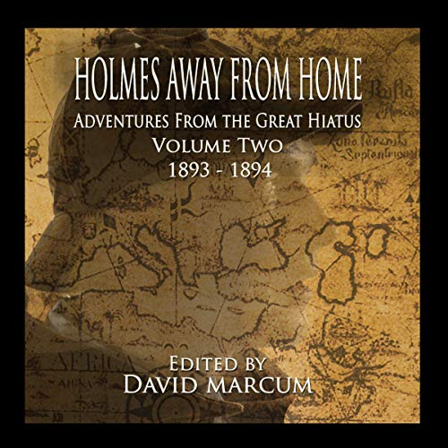 Holmes Away from Home: Adventures from the Great Hiatus Volume II: 1893-1894: Volume 2