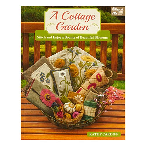 E.E. Schenck That Patchwork Place Book: A Cottage Garden Stitch and Enjoy A Bounty of Beautiful Blossoms