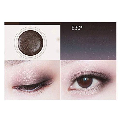 CapsA New Fashion Eyeshadow, 30 Colors Women Cosmetic Makeup Neutral Nudes Warm Eyeshadow Palette (O)
