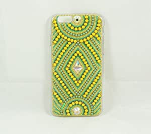 iPhone 6/6S Hard Case with Bling Swarovski Design