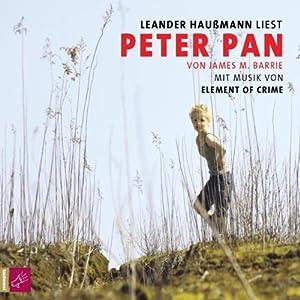 Leander Haußmann liest Peter Pan Hörbuch