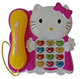 Mirth Angle Hello Kitty Toy Phone For Children And Babies