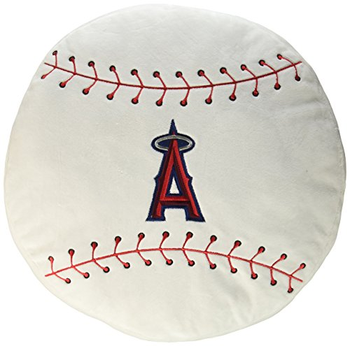 MLB Los Angeles Angels 3D Sports Pillow ()