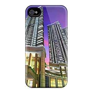 VFjsAbY3329juIAx Case Cover Living Quarters In A Modern Era Iphone 4/4s Protective Case