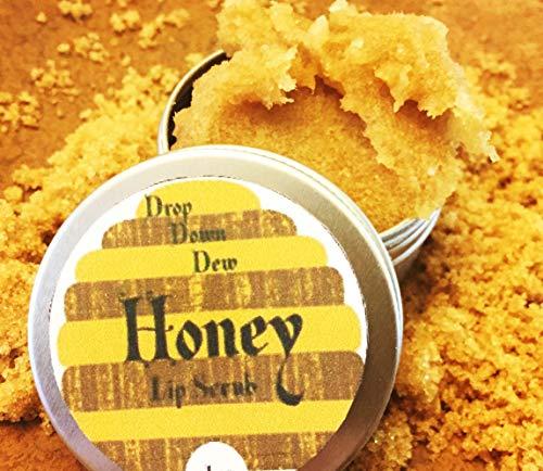 Honey Lip Scrub, Lip Exfoliant, 1/2 oz. ()