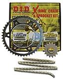 D.I.D (DKS-010G) 530VX Gold Chain and 17/42T Sprocket Kit