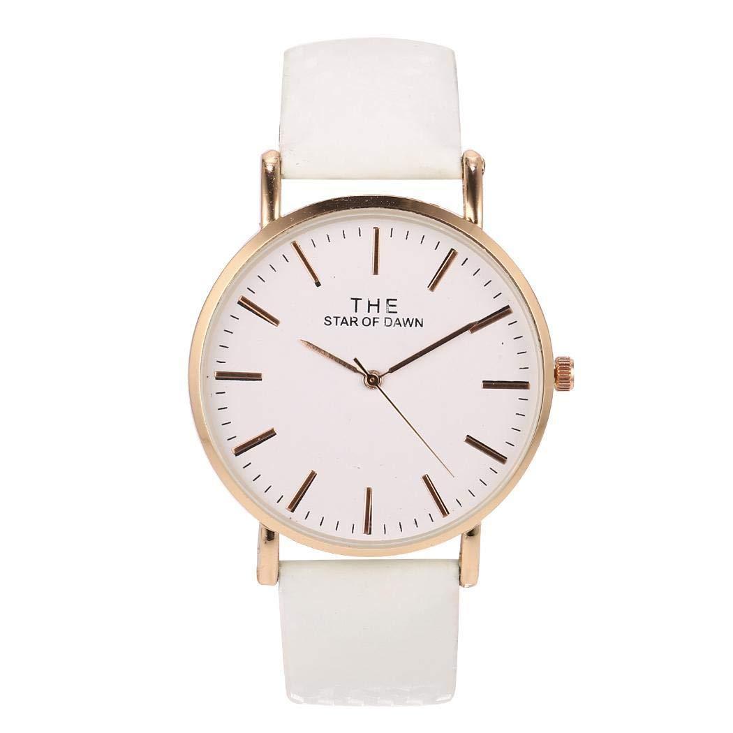 Keland Fashion Simple Style Temperature Change Color Watch Sun UV Color Change Quartz Watch Wrist Watches