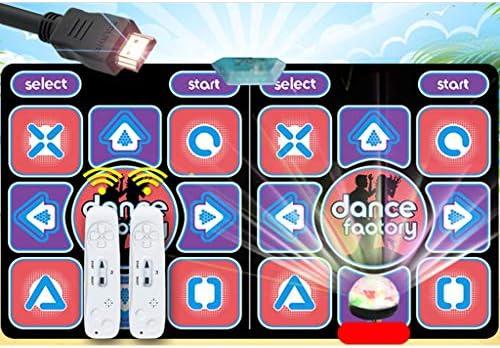ダンスパッ ダンサーブランケッ ヨガカーペッ 音楽マット ゲームダンスマシン フィットネスダンスマッ ジョギングマッ HD TVコンピューター体性感覚ダンスマッ 防音耐摩耗性ダンスパッ 身フィットネスヨガパッ (Size : B)