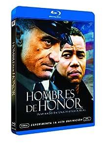 Hombres de honor [Blu-ray]