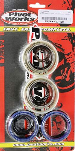 Pivot Works Fork Seal - Pivot Works 06-07 Yamaha YZ250F Fork Seal & Bushing Kit