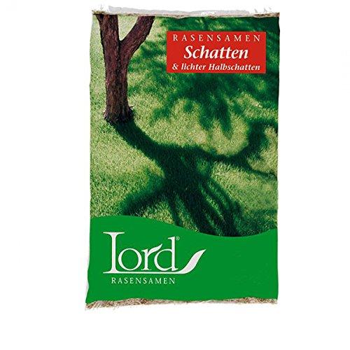 3x10kg Lord Schattenrasen Rasensaat Halbschatten Grassamen Grassaat 30 kg