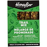 HoneyBar Snack Bars, Trail Mix, Gluten-Free, Non-GMO, Vegetarian, 40 g Bars, 5 Count