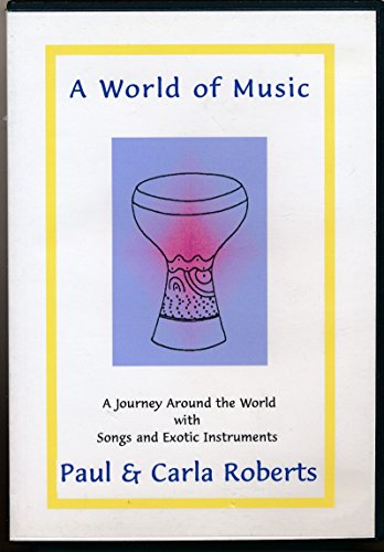 - A World of Music A Journey Around the World With Songs & Exotic Instruments (1993 Music DVD)