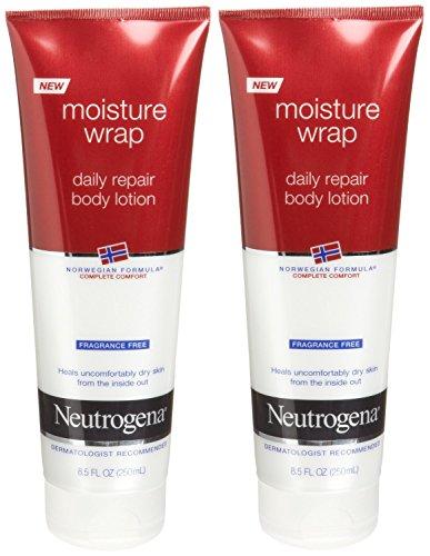 Neutrogena Moisture Repair Lotion Fragrance