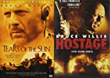 Hostage , Tears of the Sun : Bruce Willis Action 2 Pack Collection