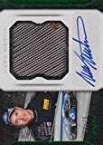 2016 Panini Torque Jumbo Tire Autographs Green #19 Mark Martin/25