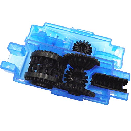 Bike Chain Cleaner Bicycle Bicycle Chain Maintenance Easy Chain Brush Cleaner is Multi-Purpose for Cycling Bikes Road Bikes Mountain Bikes MTB by BOY (Image #2)