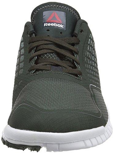 winter Sage Zquick dark white Reebok Fitness 4 Chaussures Homme Sage Tr 0 Vert De Pq6W1R
