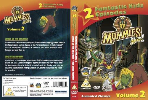 Mummies Alive - Vol. 2 [DVD]