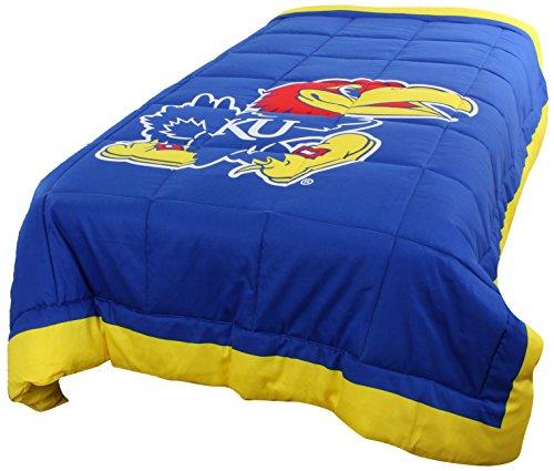 Kansas Jayhawks Comforter - 3