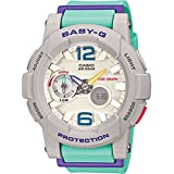 G-Shock BGA180-3B Baby-G Series Stylish Watch - Green / One Size