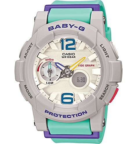 G Shock BGA180 3B Baby G Stylish Watch