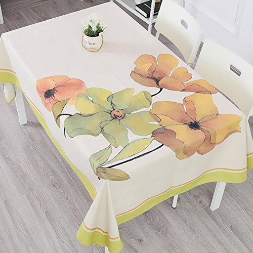 American Country Coffee Table Tablecloth,Table Cloth,Arts An