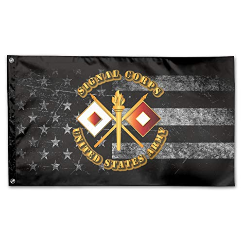 FFFlag-er US Army Signal Corps Flag 3x5 Foot
