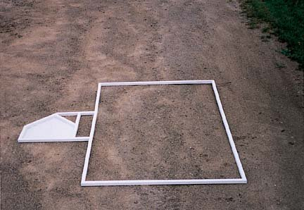 Batter's Box Template by TC Sports
