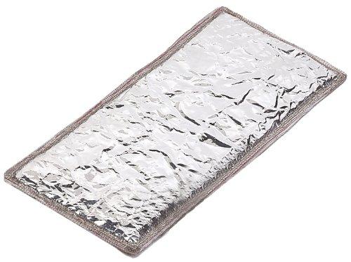 Heatshield Products 100614 Thermaflect Shield 6'' x 14'' Reflective Heat Shield Barrier