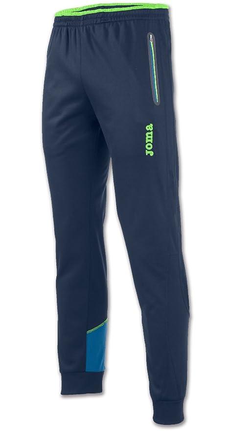 Pantalón deportivo joma con colores neón