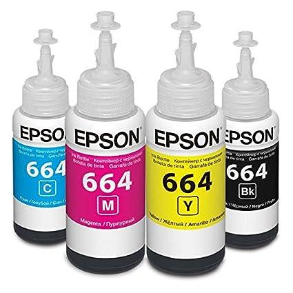 Epson T6641 cartucho de tinta Original Negro 1 pieza(s ...
