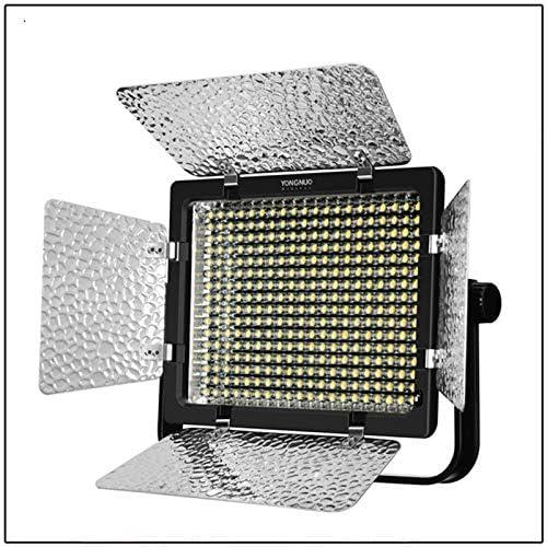 YongNuo YN320 Color Temperature 3200K-5500K 320pcs Lamp Beads LED Flash Video Light for DSLR Cameras