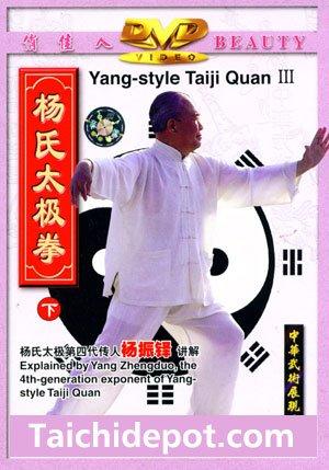 Tai Chi DVD: Yang Family Tai Chi Chuan Classical Form (3 Discs)