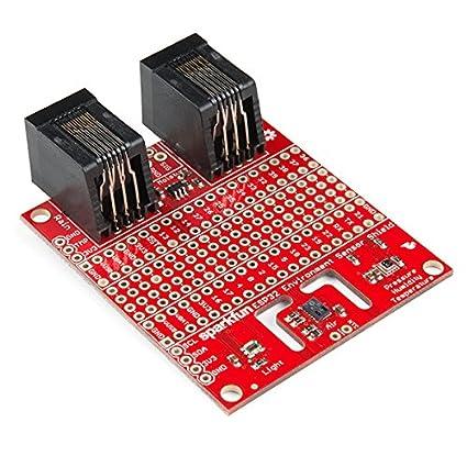Amazon com: Electronics123 SparkFun ESP32 Thing Environment