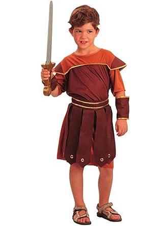 Disfraz de romano niño - 10-12 años: Amazon.es: Ropa y accesorios